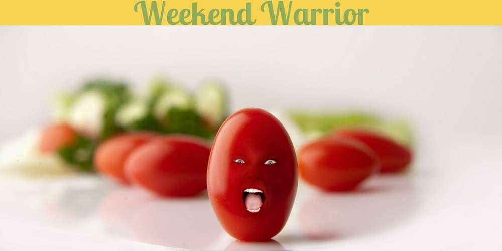 Weekend Warrior #56 A Productive Weekend for a Change