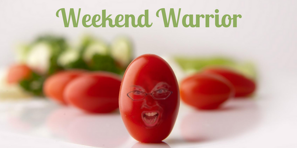 Weekend Warrior #62 A Facelift!