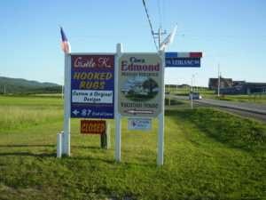Chez Edmond Sign