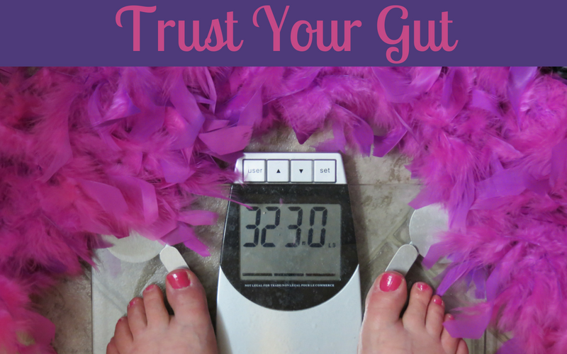 Trust Your Gut: Tish's Story; Part 77 | Stepping It Up!