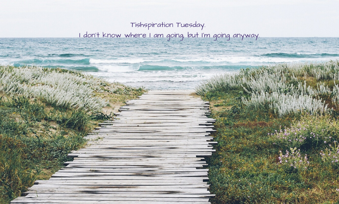 Tishspiration Tuesday| Taking Action